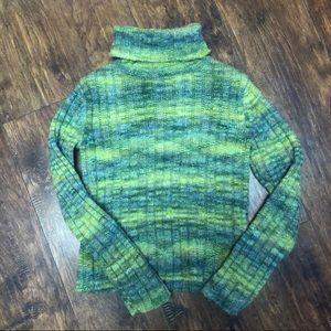 Wool DKNY turtleneck vintage